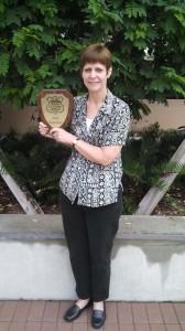 August 2013 SuperStar, Caroline Reed, New College of Florida