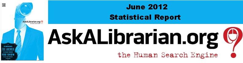 June 2012 Stats