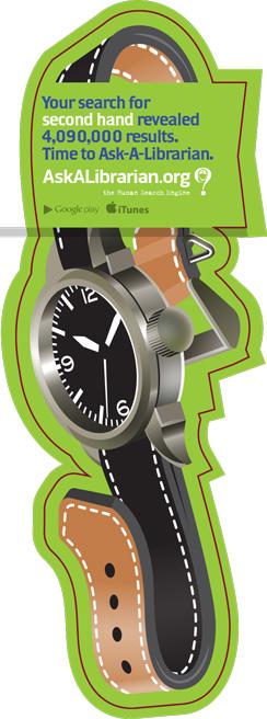 Watch bookmark