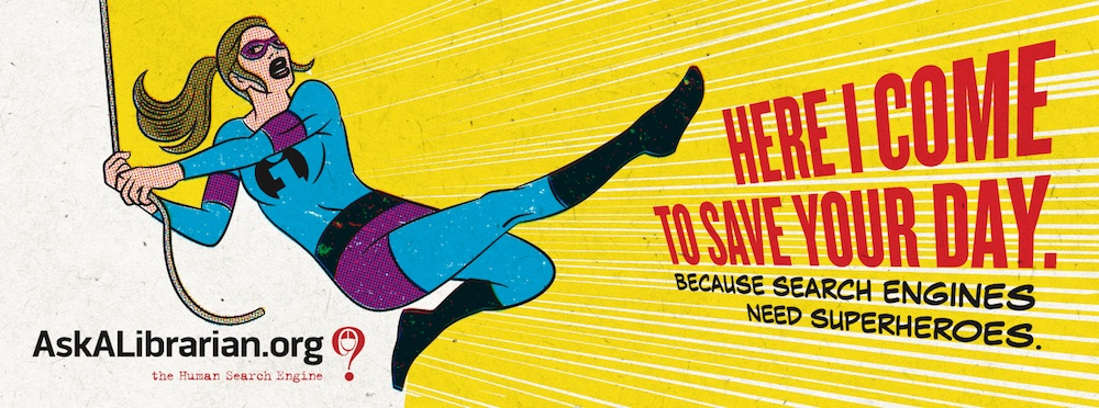 Chat with, text, or email a Florida librarian: because search engines need superheroes!